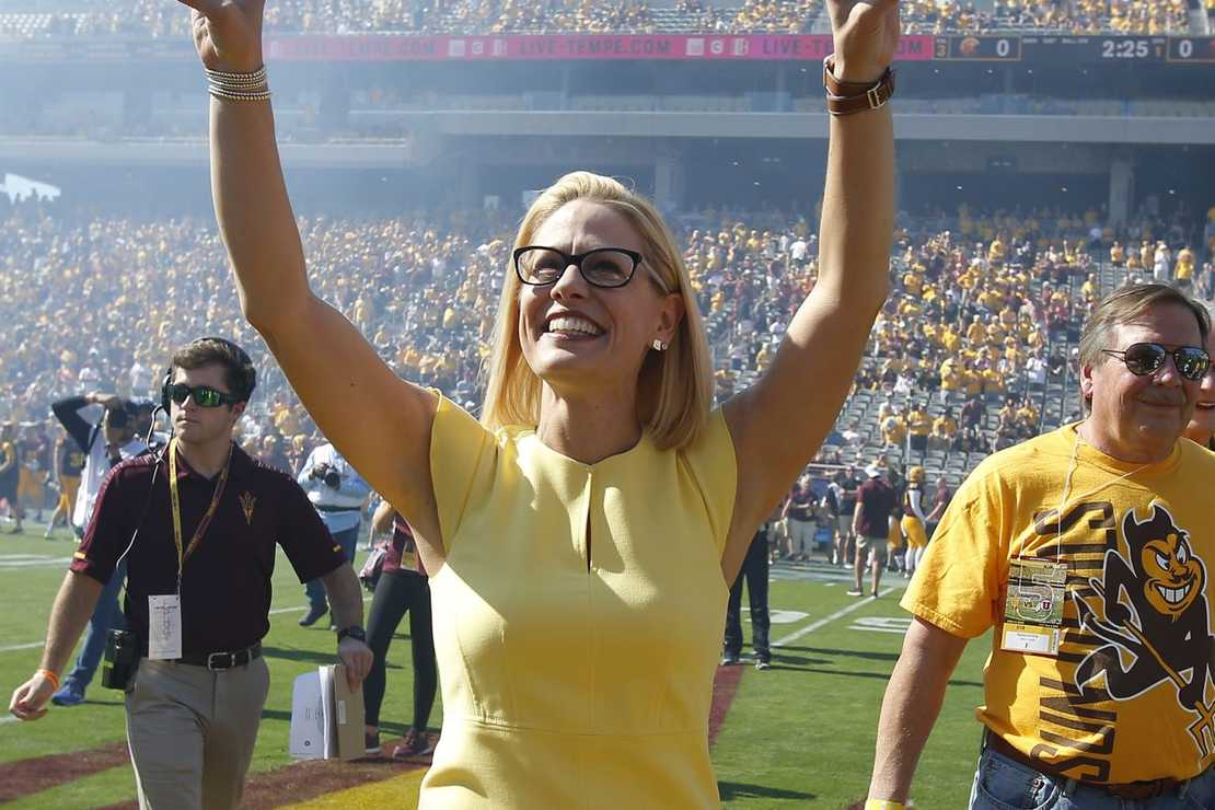 Bernie Bros Threaten More Harassment of Sinema but She May Have the Best Response – RedState