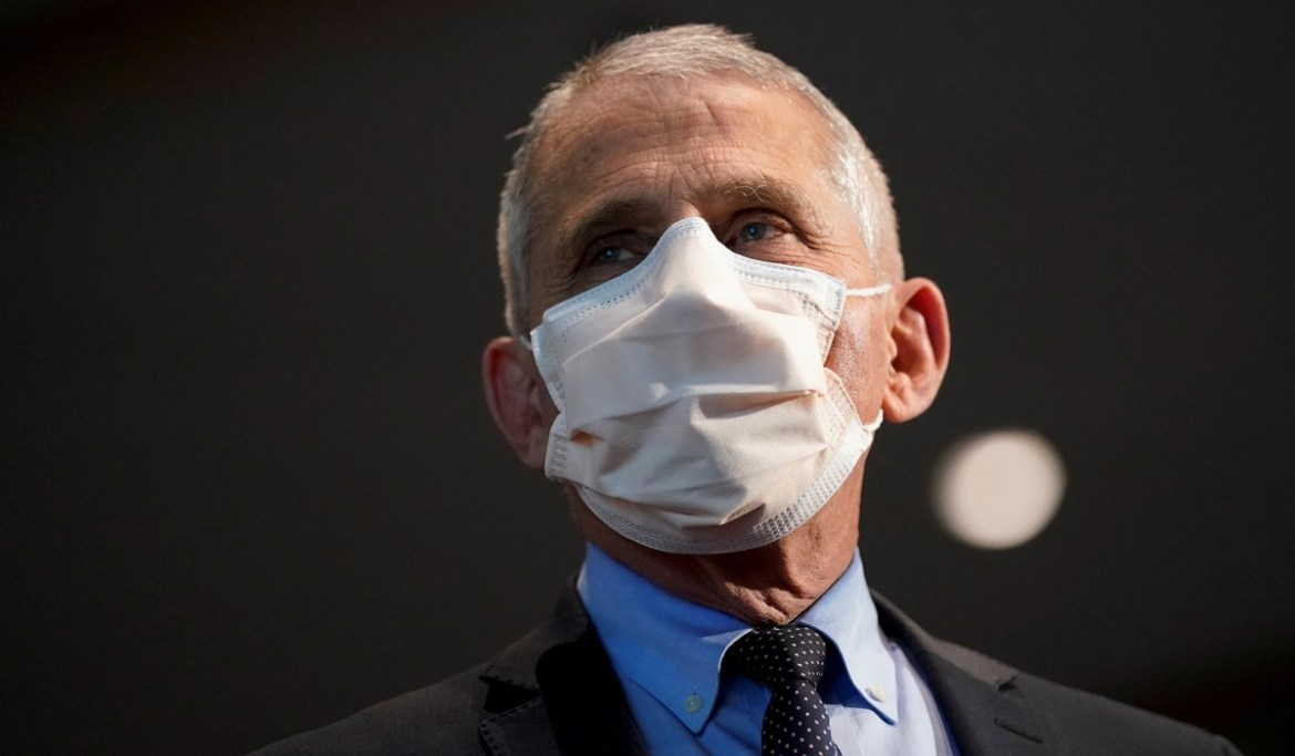 Anthony Fauci: Mask-Wearing Seasonally 'Quite Possible'