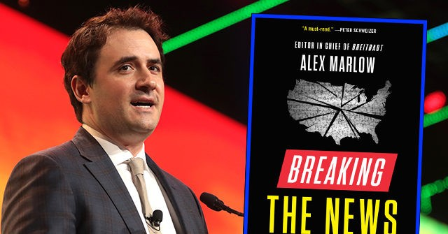 'Breaking the News' Q&A with Alex Marlow