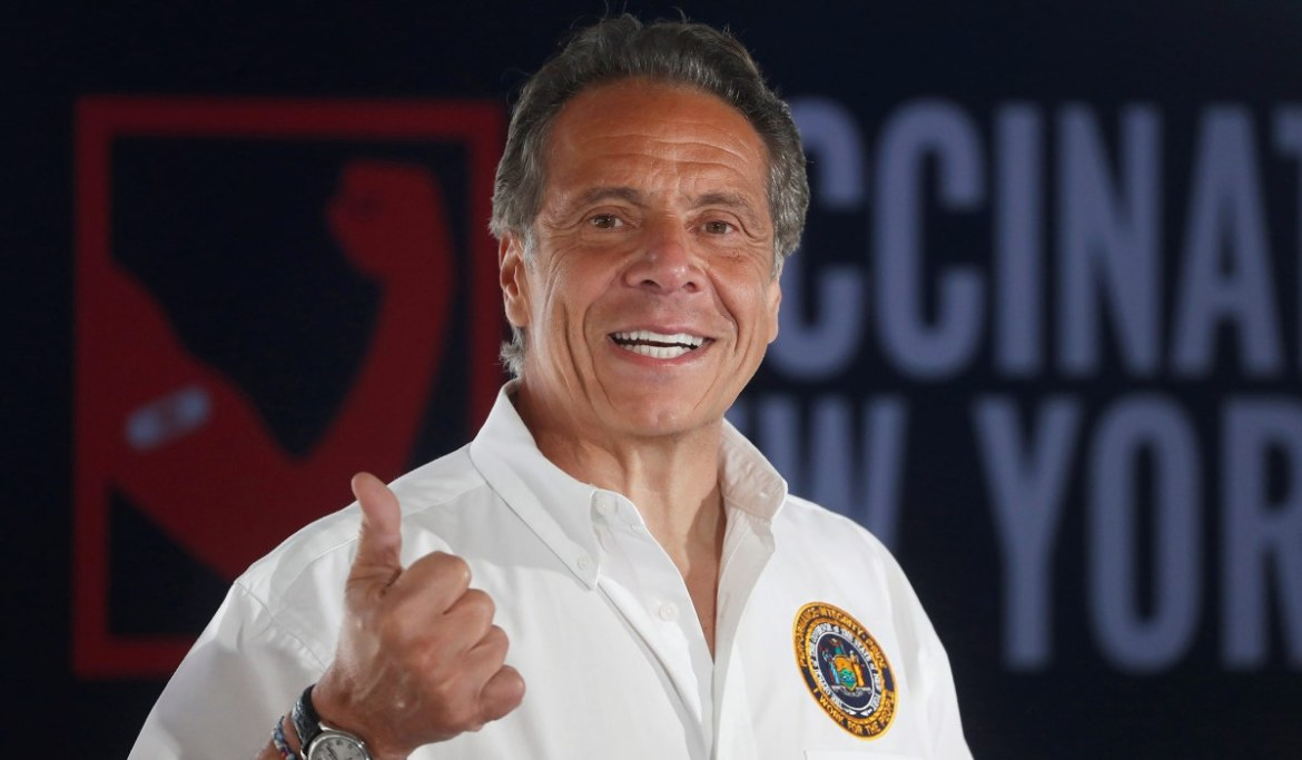 Andrew Cuomo Suggests Honoring COVID-19 Essential Workers on Memorial Day