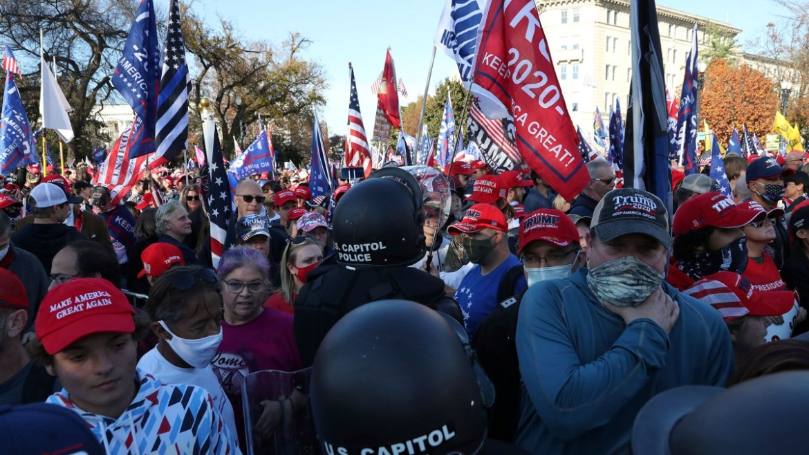 Capitol Riot Commission: House Committee Reaches Deal