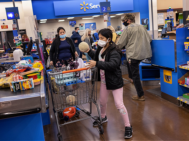 Walmart to End Mask Requirement for Vaccinated Customers, Employees