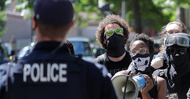 Police Believe'Black Lives Matter' More Than Any GovernmentAgency