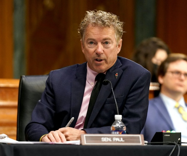 Sen. Rand Paul to Newsmax: Immediately Stop Money Going to China or Wuhan Lab
