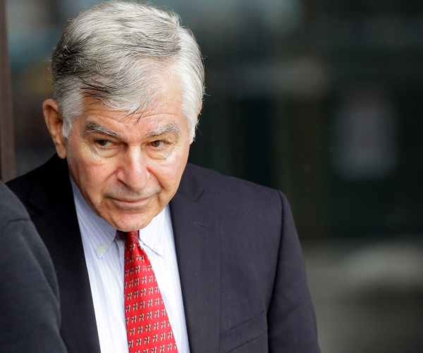 Michael Dukakis Warns Dems of Defund the Police Movement's Dangers