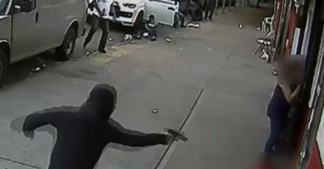 Masked Shooter Opens Fire in Gun-Controlled NYC