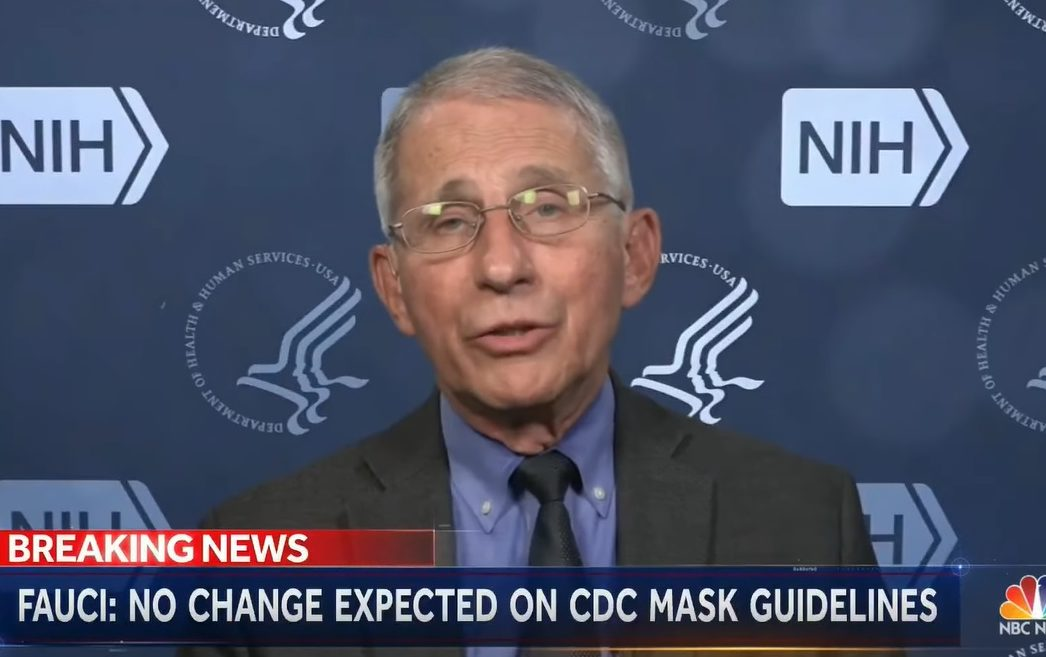 Hatch Act Complaint Charges Fauci With Illegal Political Activism