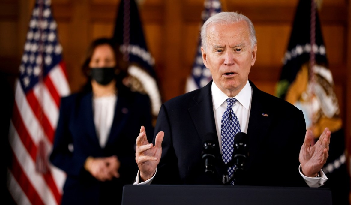 Biden Administration Equity Push Threatens Equality under Law