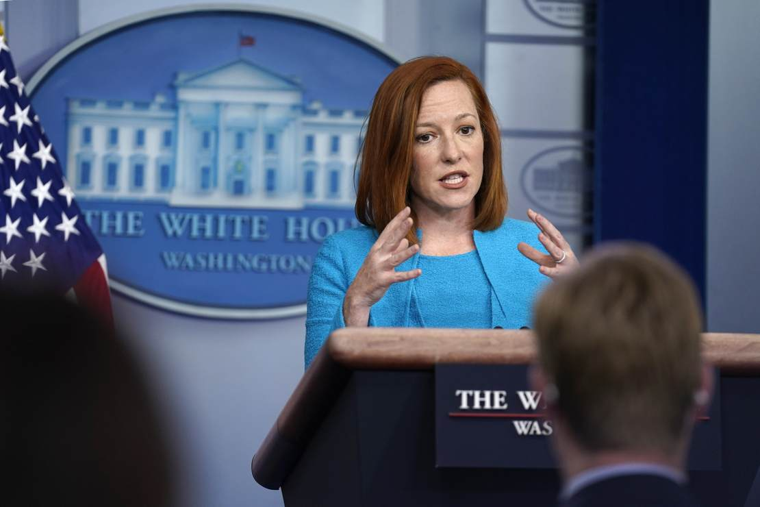 Peter Doocy Was Having None of Jen Psaki's Spin on Biden Admin's Wild Claim of GOP 'Defunding the Police' – RedState