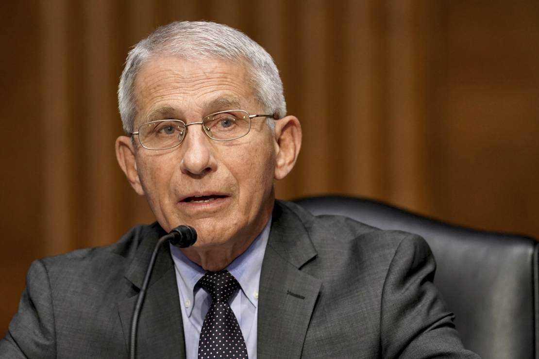 Dr. Fauci Is Finally Asked About Natural Immunity and Now I Want to Punch a Wall – RedState