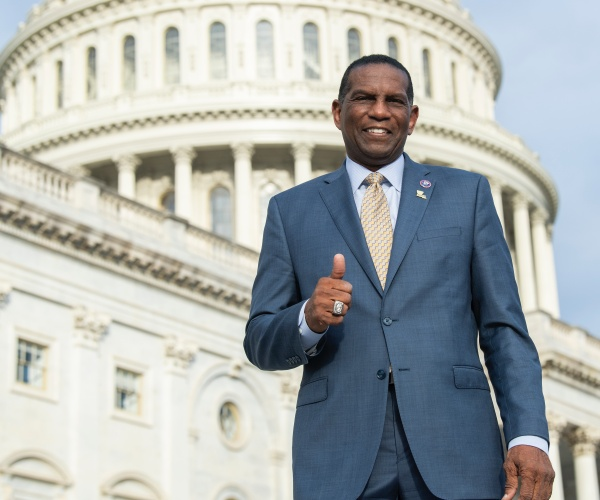 Rep. Burgess Owens to Newsmax: Education System Causing Hate In America