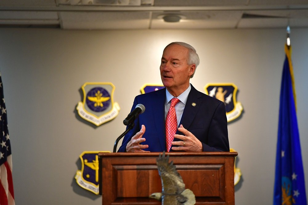 Arkansas Gov. Hutchinson Is Working To Let Schools Mask Up Kids Again