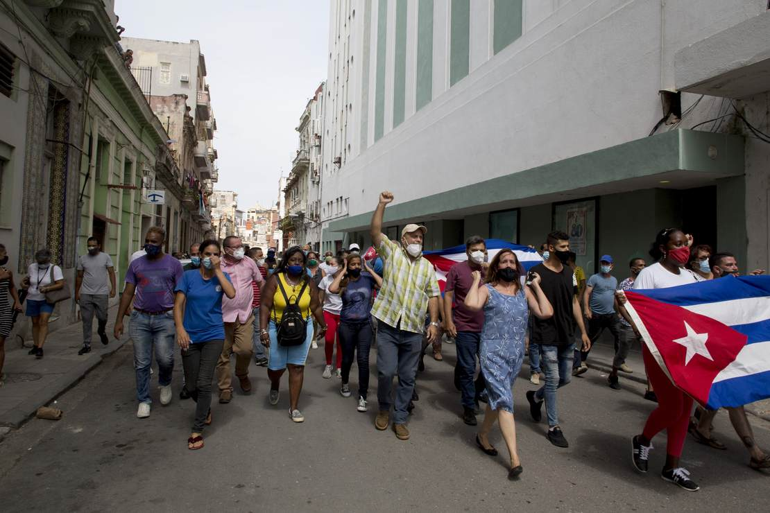 The Biden Administration's Silence on Cuba Is a Problem – RedState