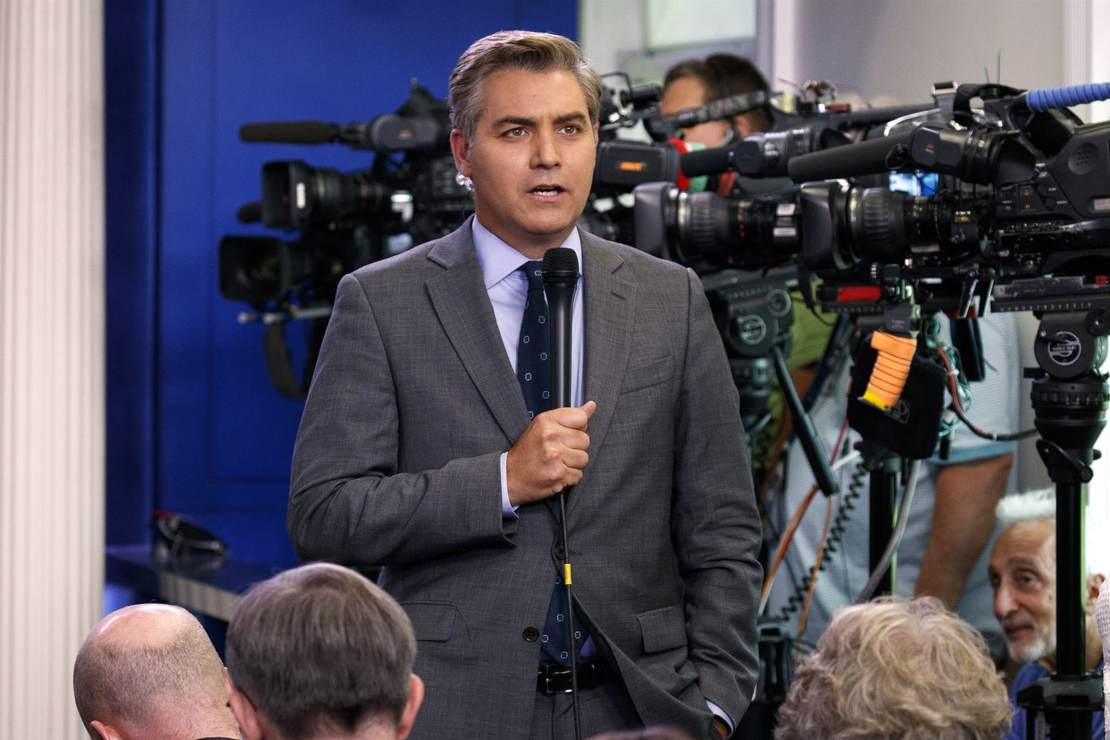 Acosta Takes a Swipe at Trump but Outs CNN's Own Desperation Instead – RedState
