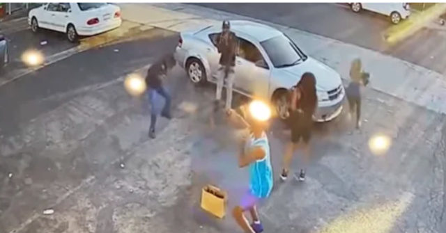 Armed Citizen Shoots Alleged Would-Be Robbers