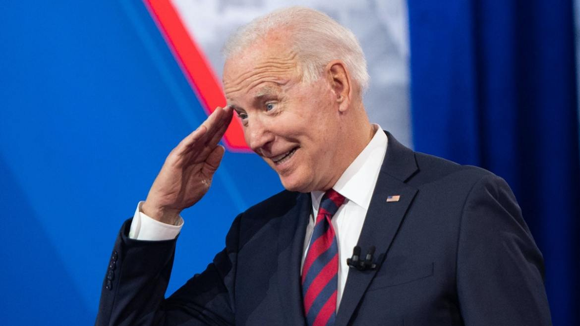 'CRUSHING IT': Clip Of Biden Goes Viral From CNN Town Hall Event