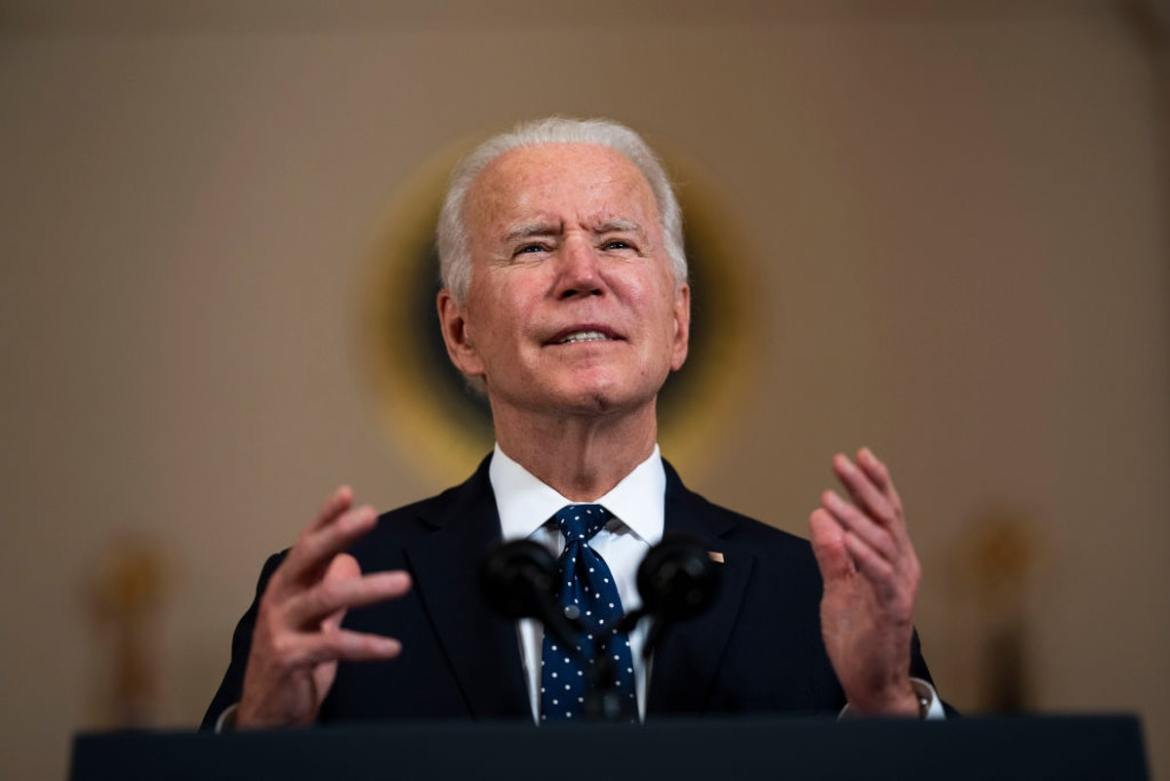'Fact-Checkers' Say Joe Biden Never Supported Defunding the Police. Here's The Truth