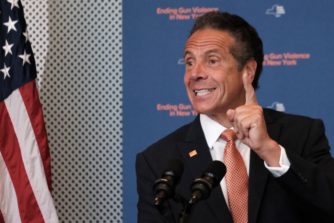 Andrew Cuomo Says Leading Pandemic Was A 'Tremendous Personal Benefit' After Making $5 Million From Book