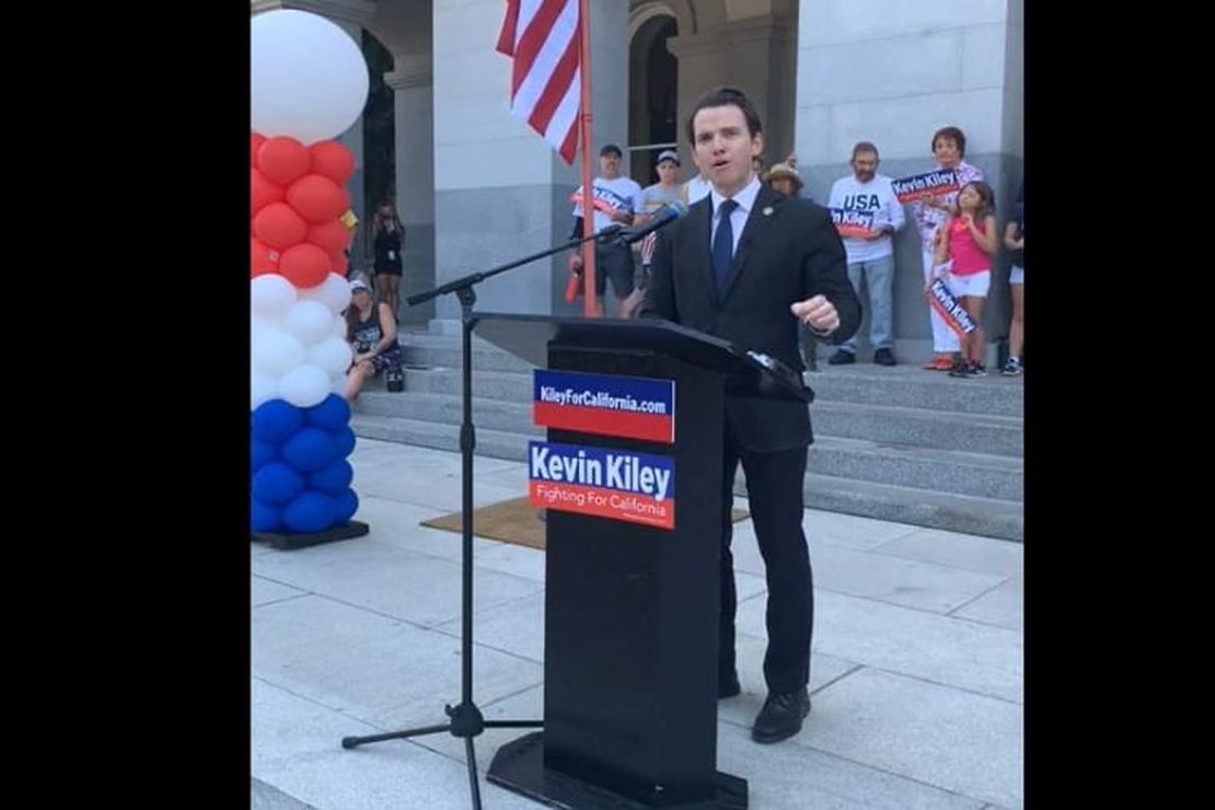 Hope Is Calling in the Air at the Kevin Kiley for California Kick-off Rally – RedState