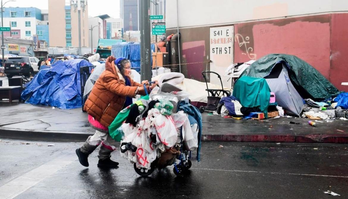 L.A.'s New Rules On Encampments Limit Role Of Law Enforcement, Seek Voluntary Compliance From Homeless