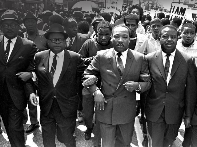 Political Zealots Attempt to Destroy Legacy of the Civil Rights Movement