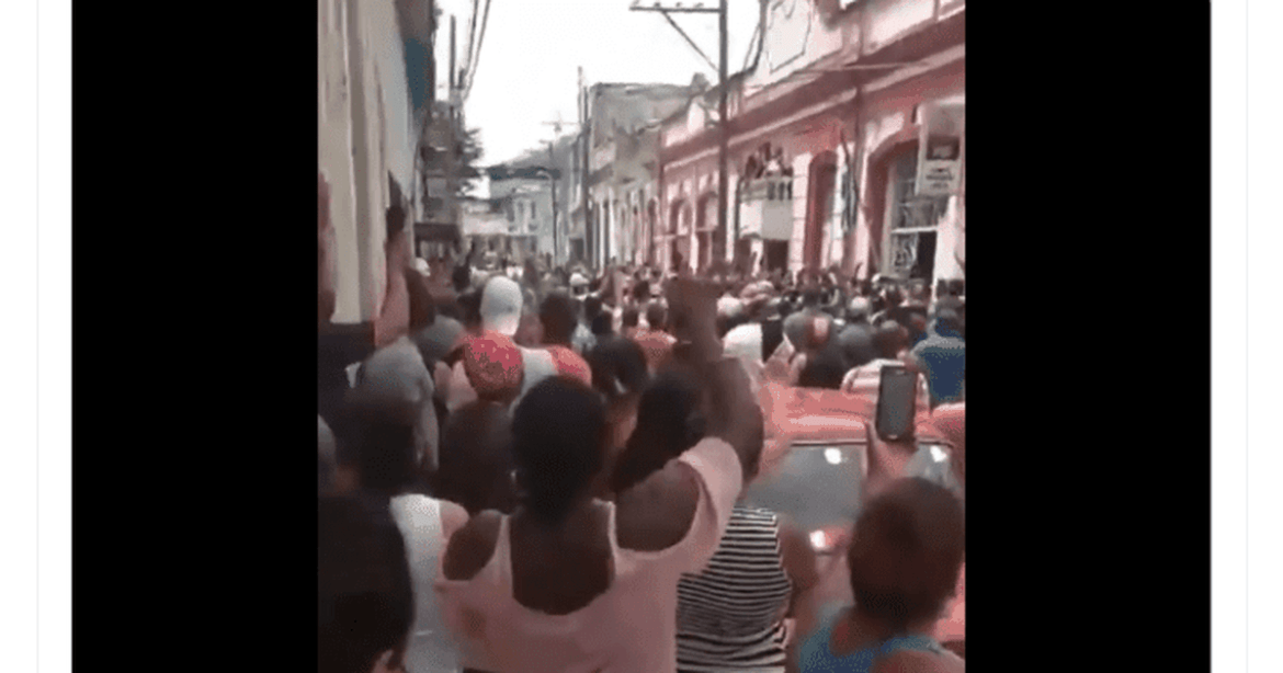 Thousands Take to Streets Demanding End to Communism in Cuba: 'Libertad!' – RedState