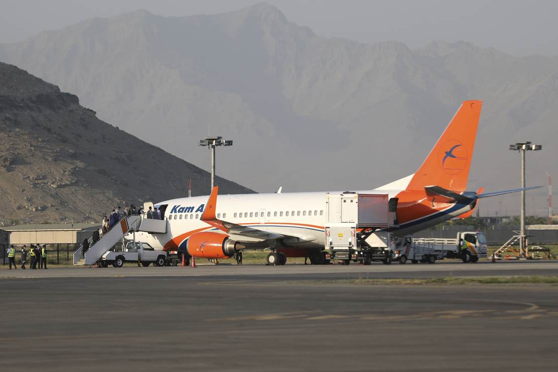 Kabul Airport Has Gotten Even Worse With Troubling Threat – RedState
