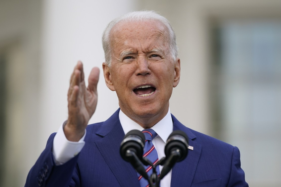 Joe Biden Freaks When Reporters Ask Him if Andrew Cuomo Should Resign – RedState