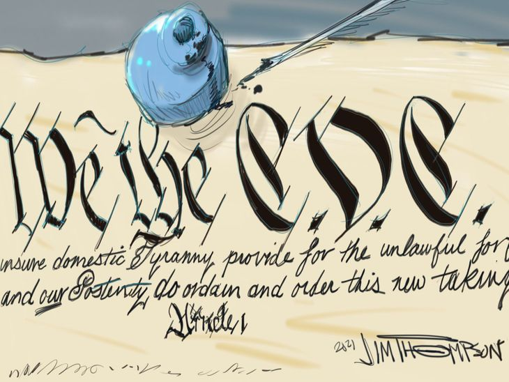 The CDC Is Re-Writing the Constitution – RedState