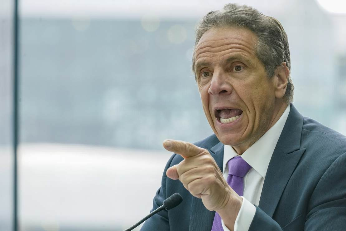 'Coupgate': Andrew Cuomo and Devoted Loyalists Decide to Go Down Swinging