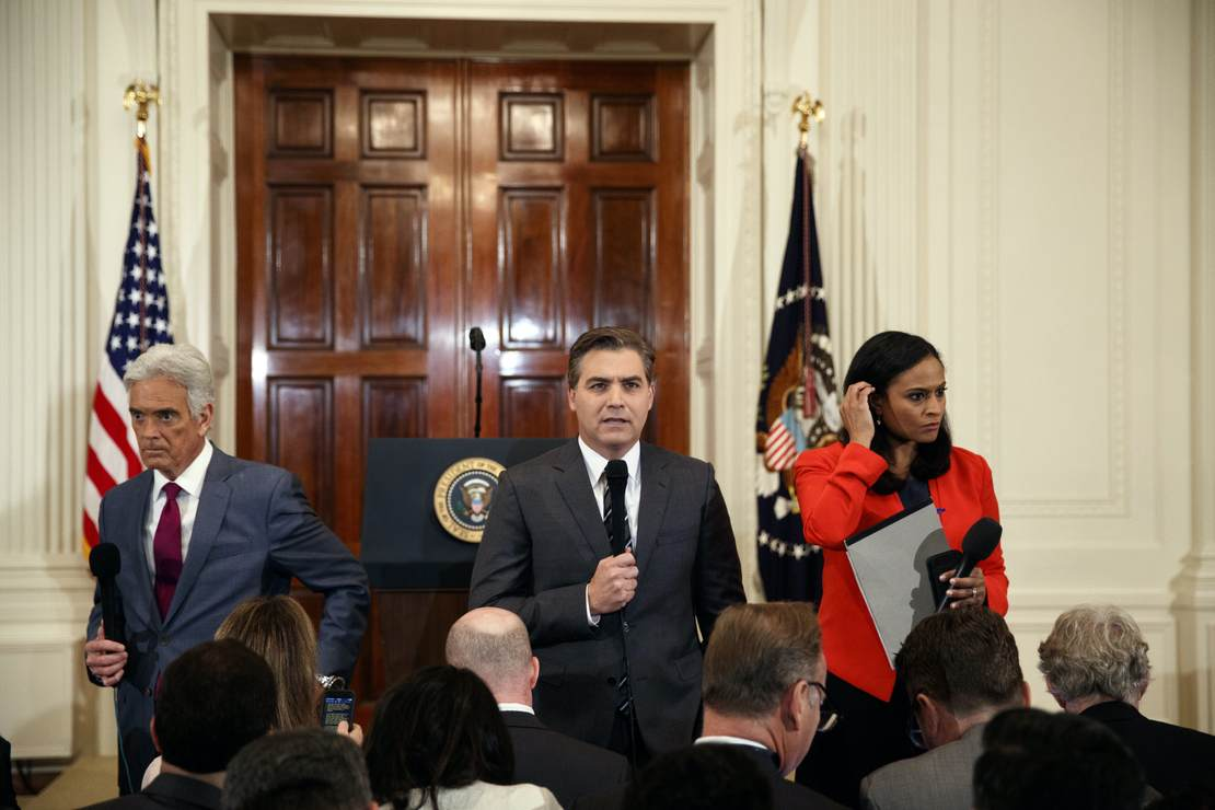 Jim Acosta Sets a New Low With Latest Ron DeSantis Attack – RedState