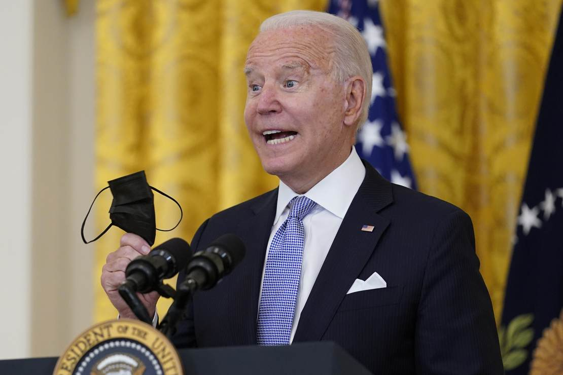 Biden Says Something Completely Ridiculous, but Doesn't Even Realize It – RedState