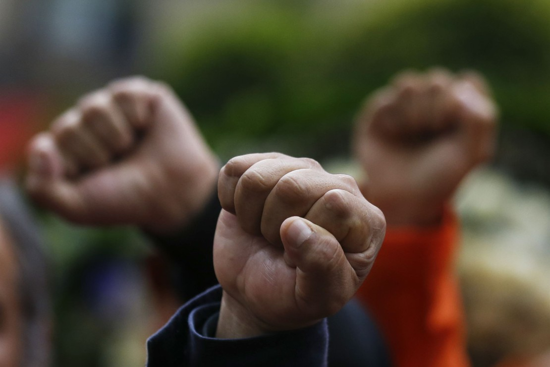 University Students Raise Their Fists Over COVID Restrictions — They Want Even More – RedState