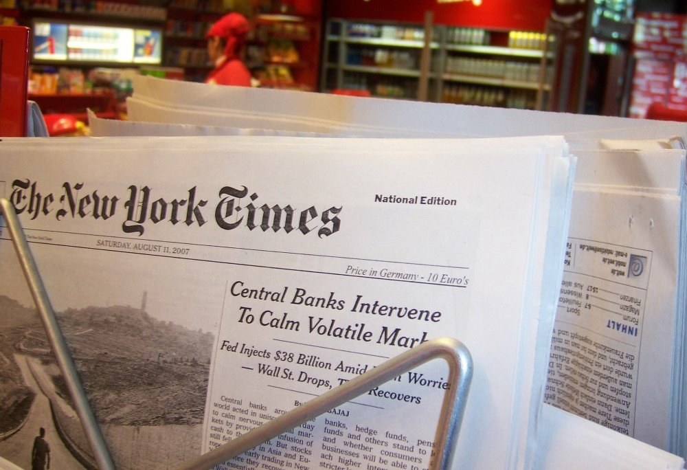 New York Times Invents Yet Another Story To Smear Trump Administration