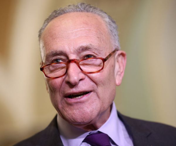 Schumer Vows 'Alternate' Path for Immigration Reform in $3.5T Bill