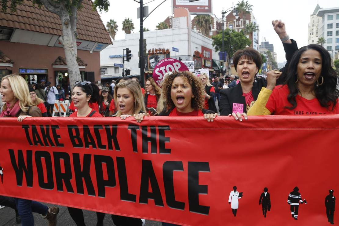 The Clock Is Running out for Time's Up as Major Hollywood Stars Quit the Feminist Organization – RedState