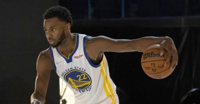 Warriors' Andrew Wiggins Tells Media His Vax Status is 'None of Your Business'