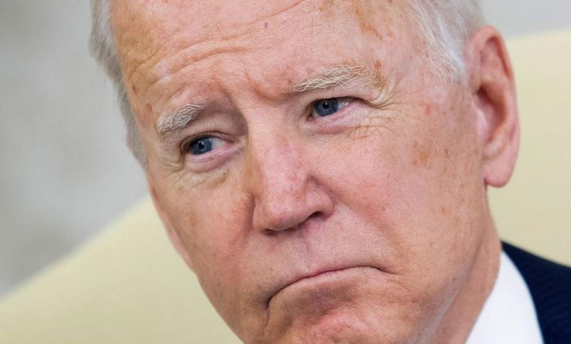 Biden Insists U.S. 'Not Seeking A New Cold War' after Angering Chinese with AUKUS Defense Pact