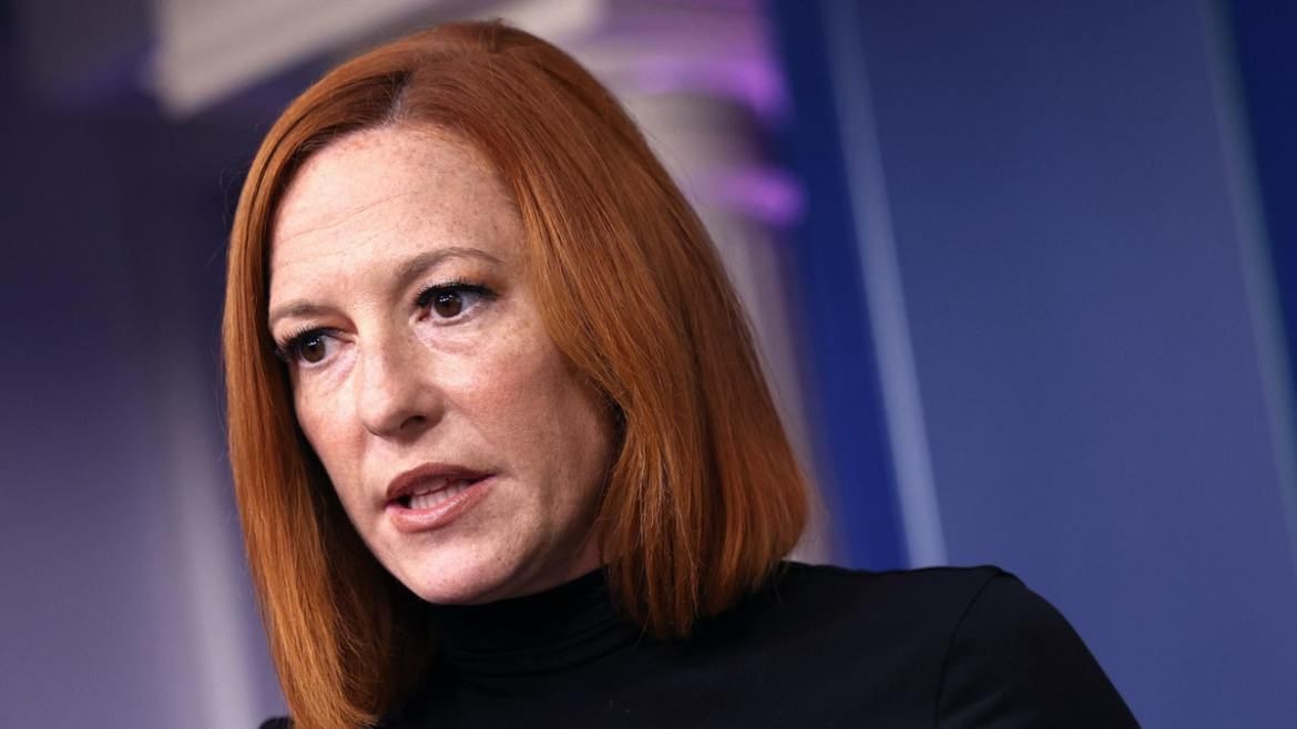 WATCH: Psaki Admits Biden Vax Mandate Doesn't Include Migrants At Border, Refuses To Answer Why