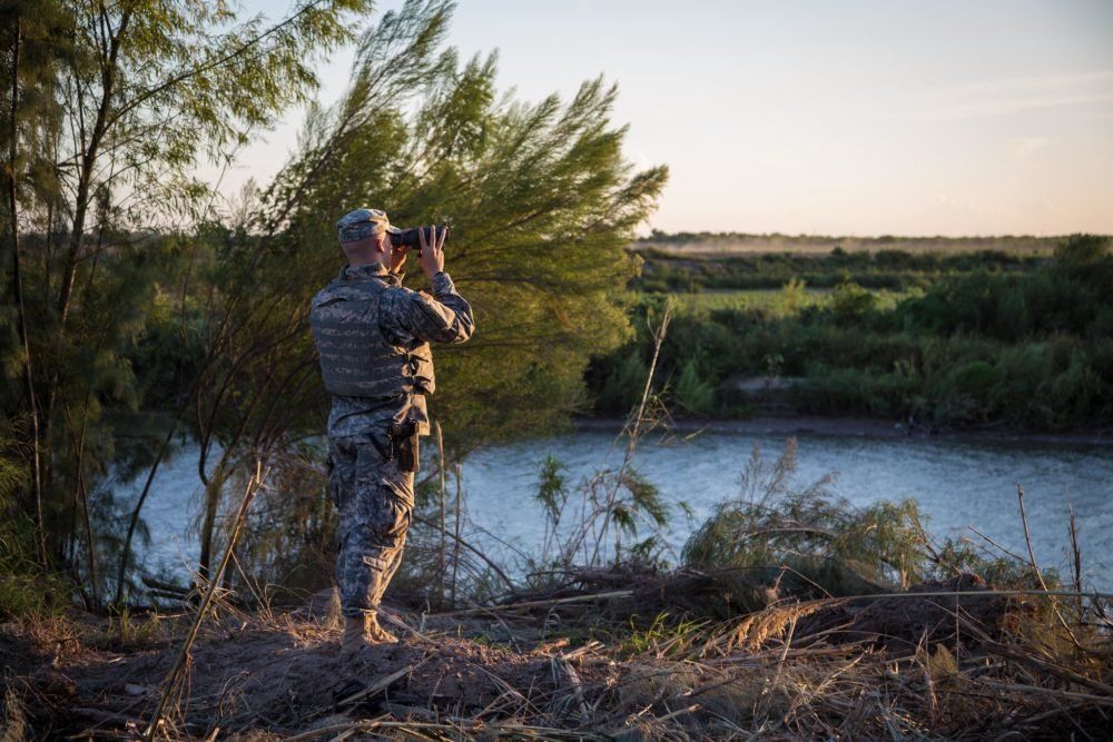 As Federal Government Fails, Texas Steps In To Secure The Border