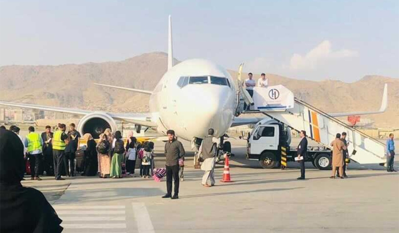 More Than 100 Americans Being Denied Entry Into U.S. after Evacuating Afghanistan
