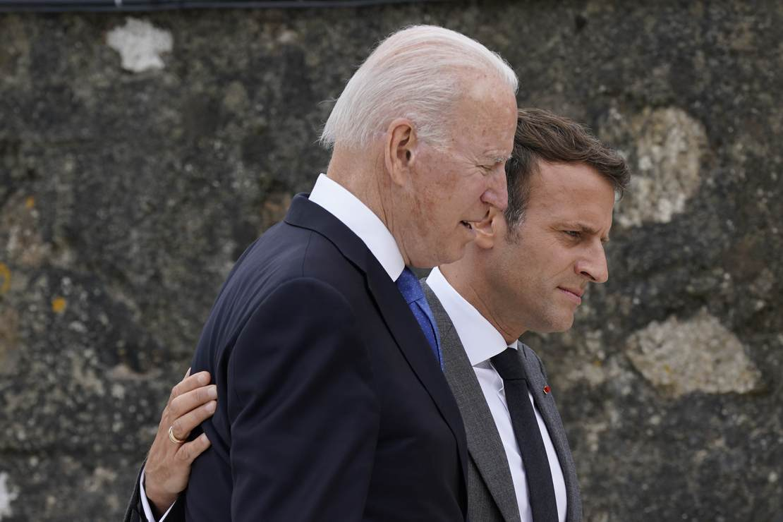 France Recalls Ambassadors From US and Australia After Being Sandbagged in Defense Pact Arms Deal – RedState