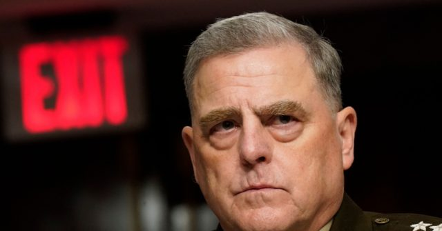 Gen. Mark Milley Admits Leaking to Book Authors About Donald Trump