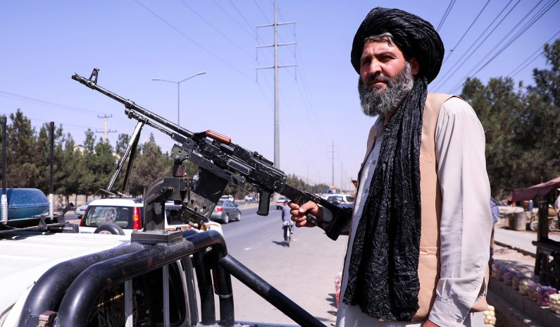 U.S.-Tied Afghans Stuck in Country: Taliban Threatens