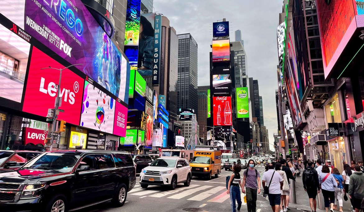 New York 2021: The State of Crime and Quality of Life in a City