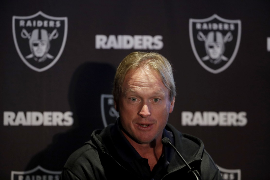 More Emails Are Splashed, Jon Gruden Steps Down as Las Vegas Raiders Head Coach – RedState
