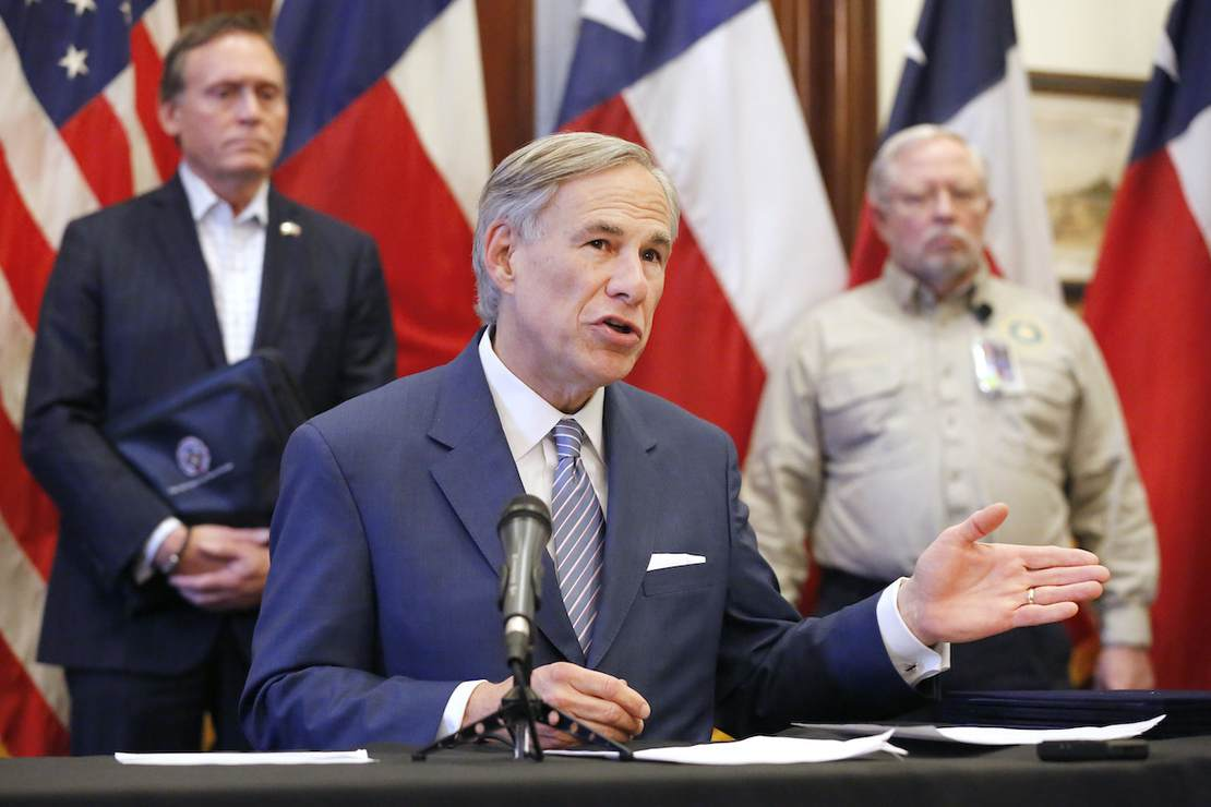 """Texas Governor Greg Abbott Nails It on Why the """"Let's Go Brandon"""" Trend Is So Popular – RedState"""