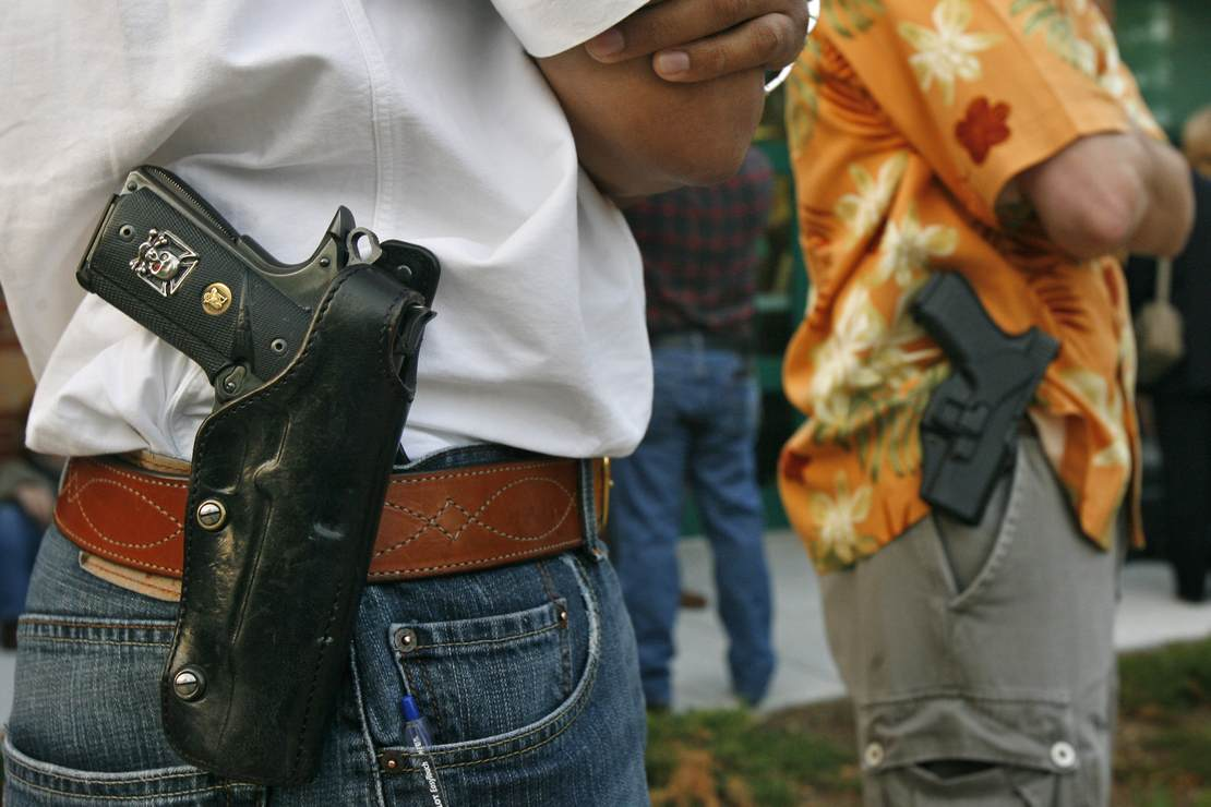 2A Attorney Has Warning For Gun Owners – Bearing Arms