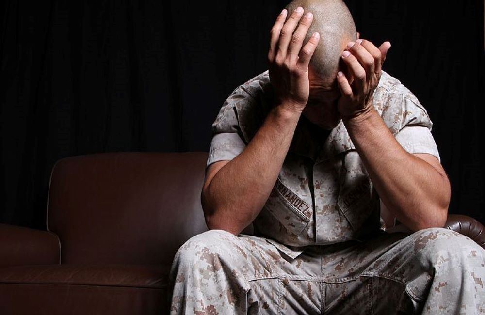 Suicide Killed More U.S. Soldiers In 3 Months Than COVID Did In Almost 2 Years