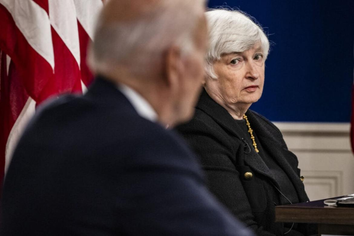 Janet Yellen Celebrates Controversial 'Once-In-A-Generation' Global Minimum Corporate Tax Agreement